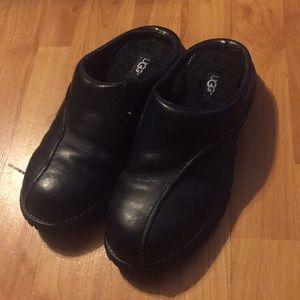 Ugh clog loafer mule shoes